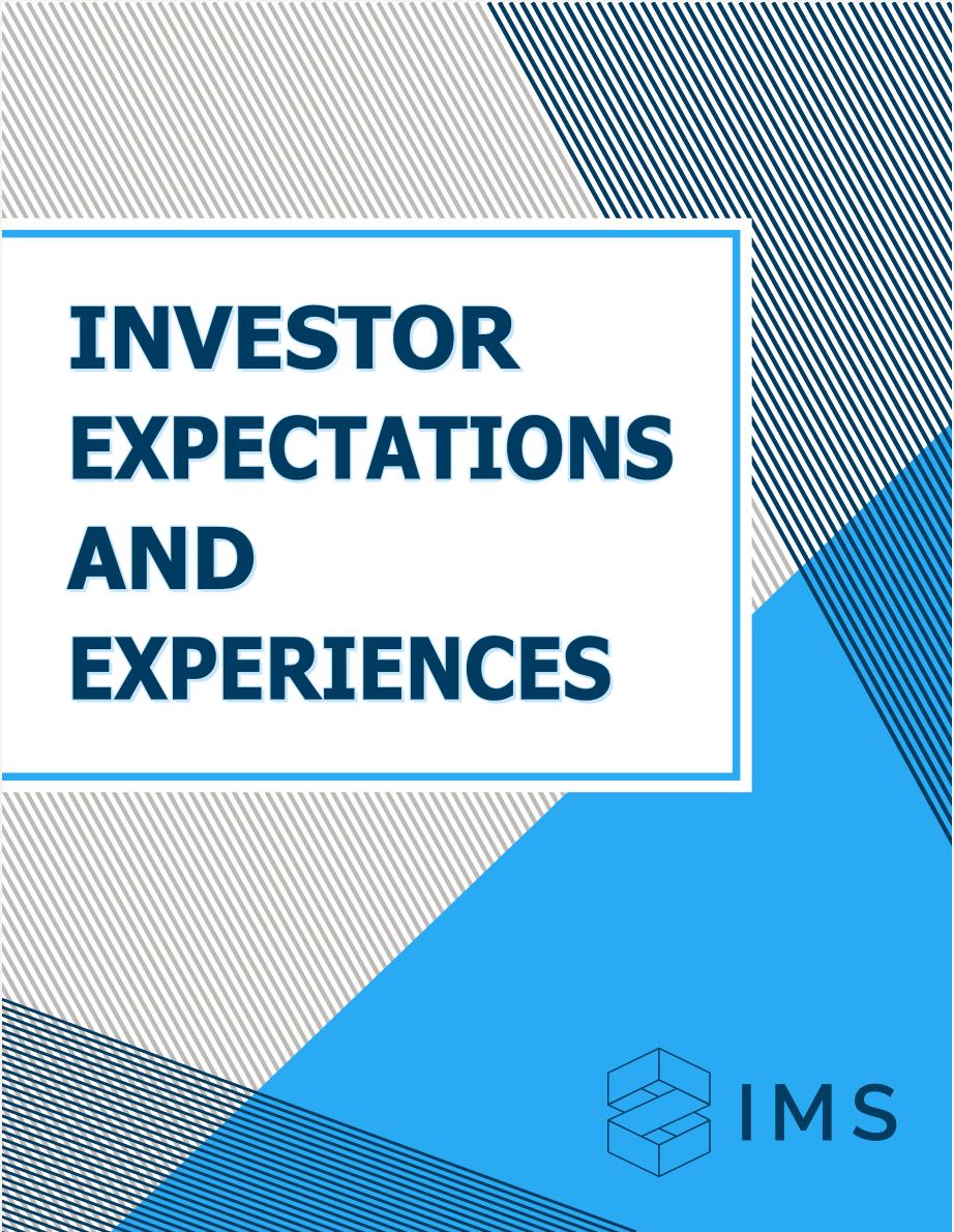 Investor Expectations eBook Thumbnail