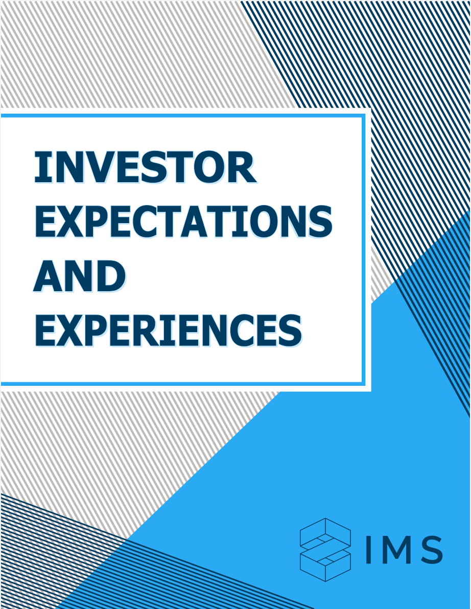 Investor Expectations eBook Thumbnail