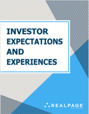Investor Expectations and Experiences