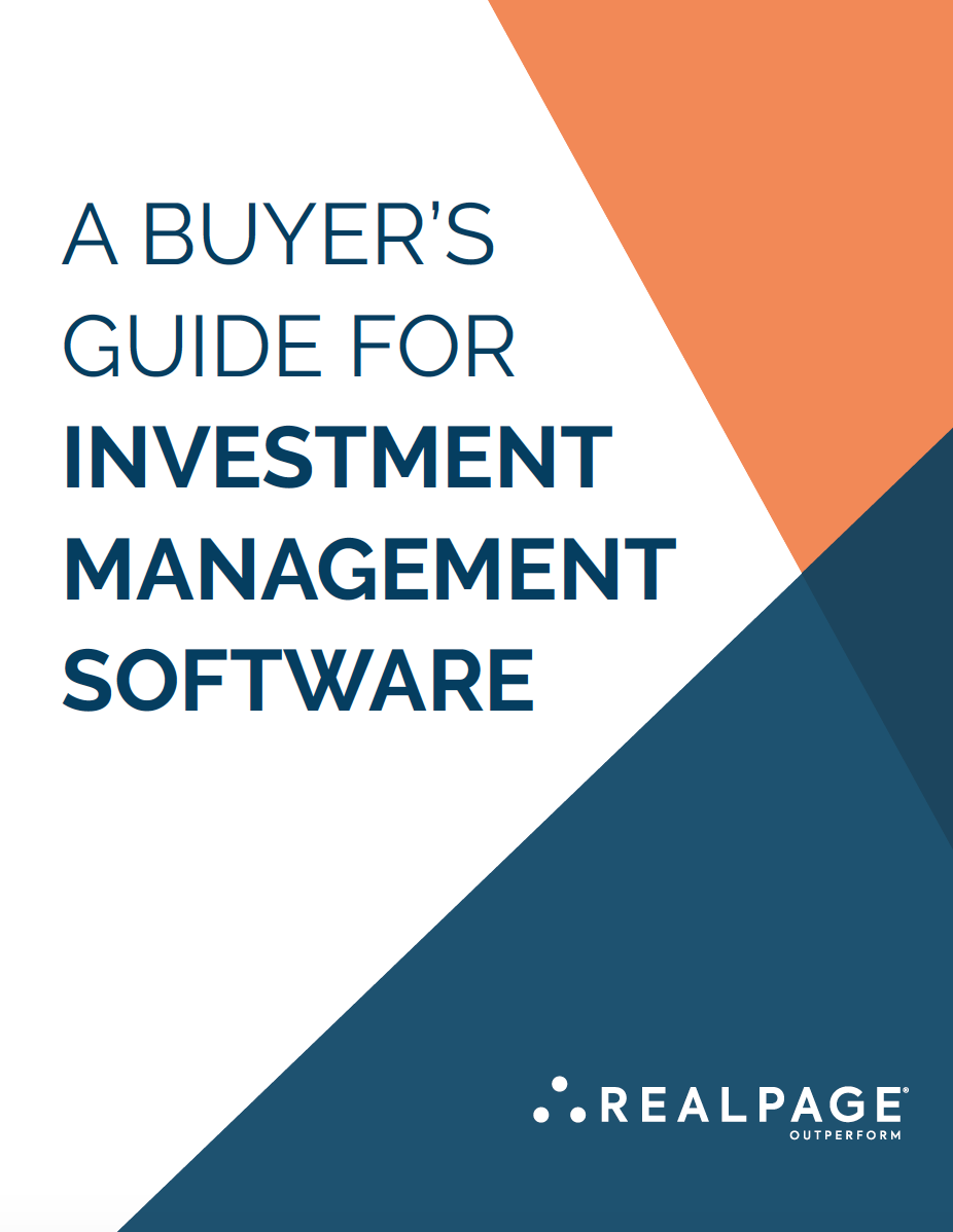A Buyer's Guide for Investment Management Software